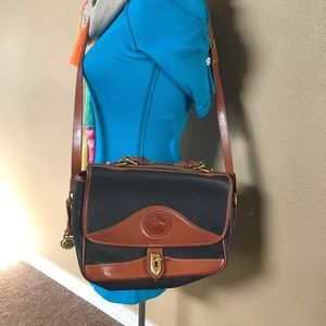 All Weather Leather Vintage Dooney & Bourke Bag